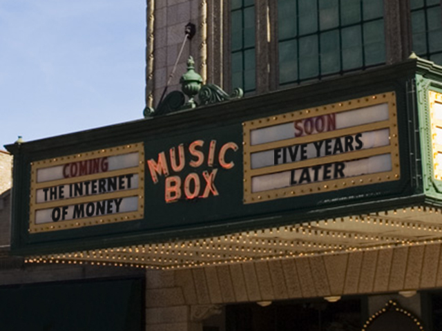 Music Box Chicago The Internet of Money