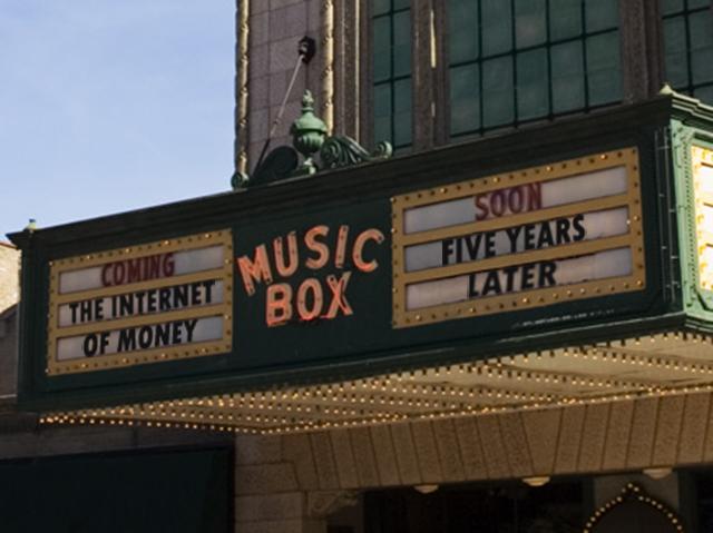 Music Box Chicago The Internet of Money