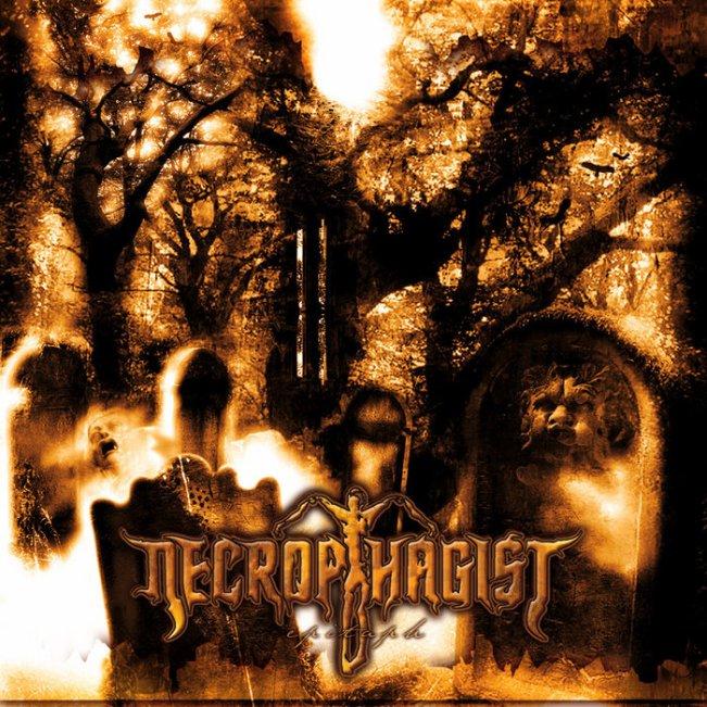 Necrophagist - Epitaph album art